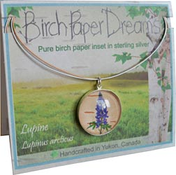 Birch Paper Dreams Jewellery Card Presentation - Front