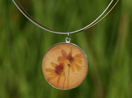 Arnica Silver Necklace